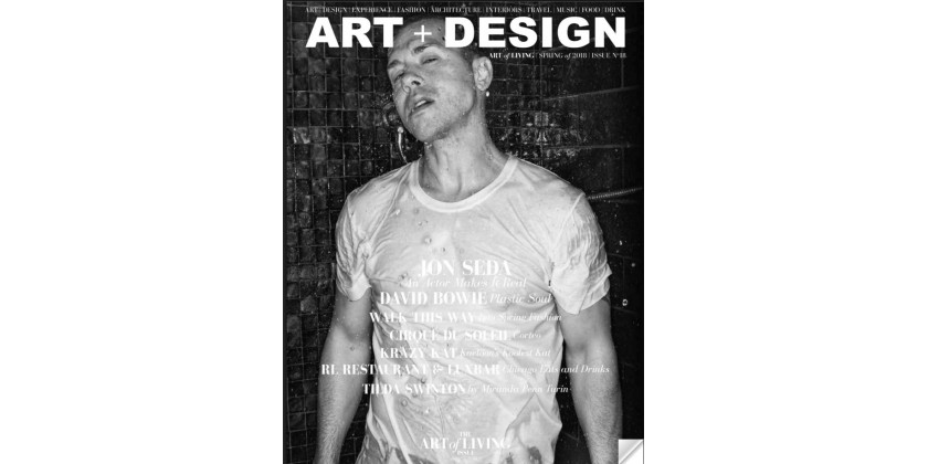 Irène Paris & ART+DESIGN Magazine.